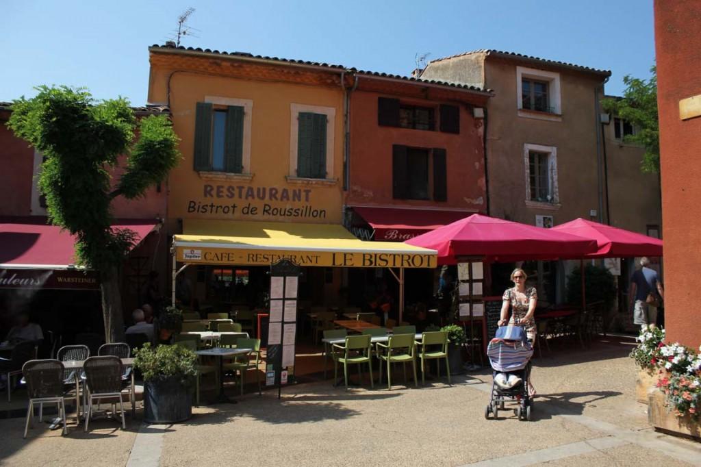 Regi in Roussillon