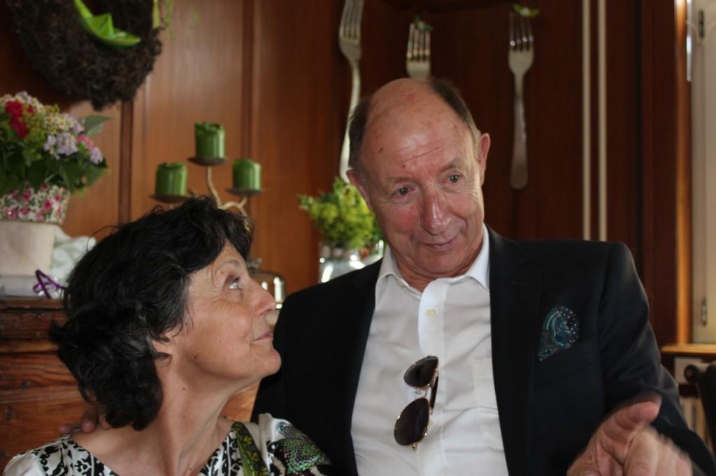 Das ewig junge Brautpaar