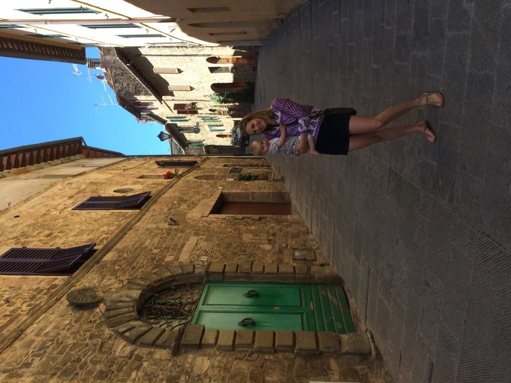 In den Gassen von Montalcino