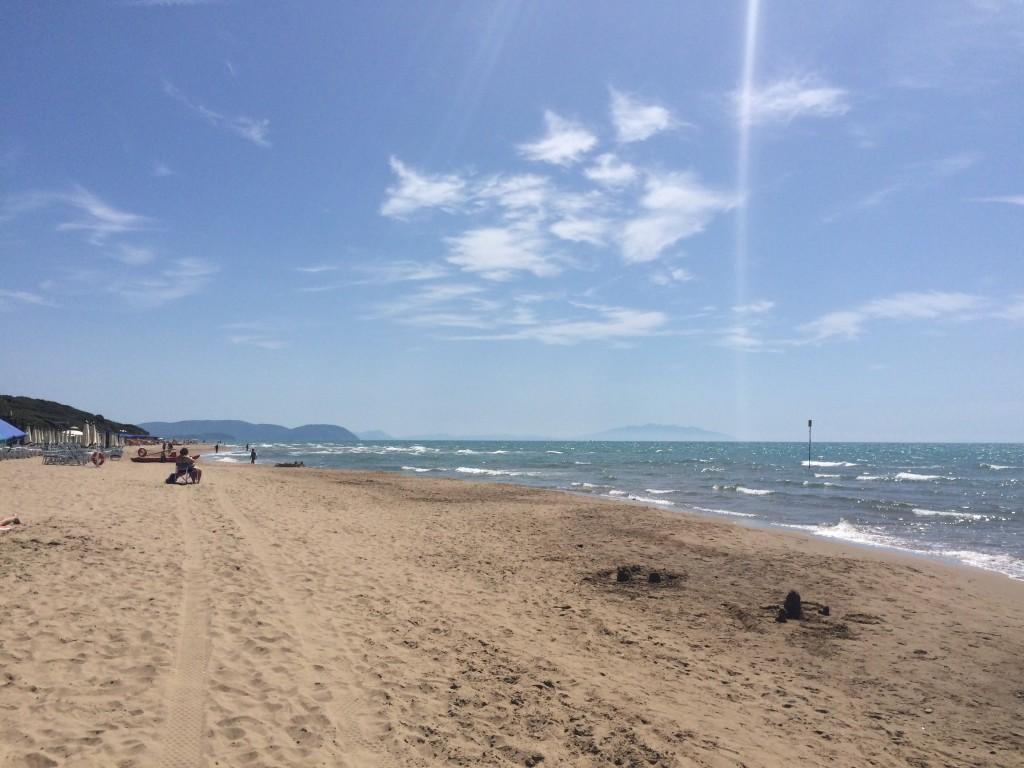 Strand von San Vincenzo