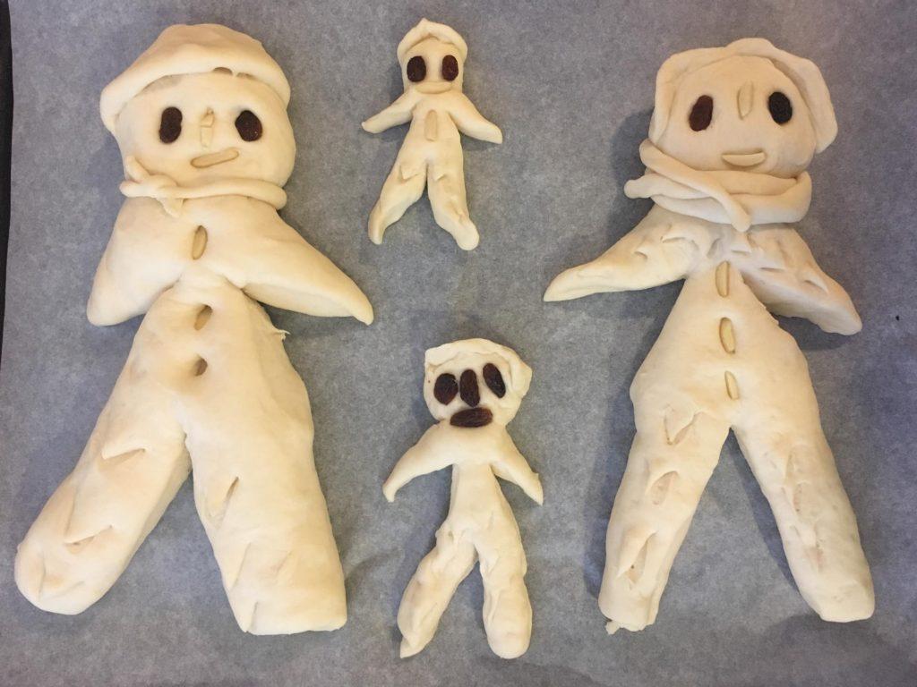 Familie Grittibänz